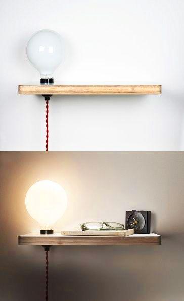 Créer une table de nuit originale