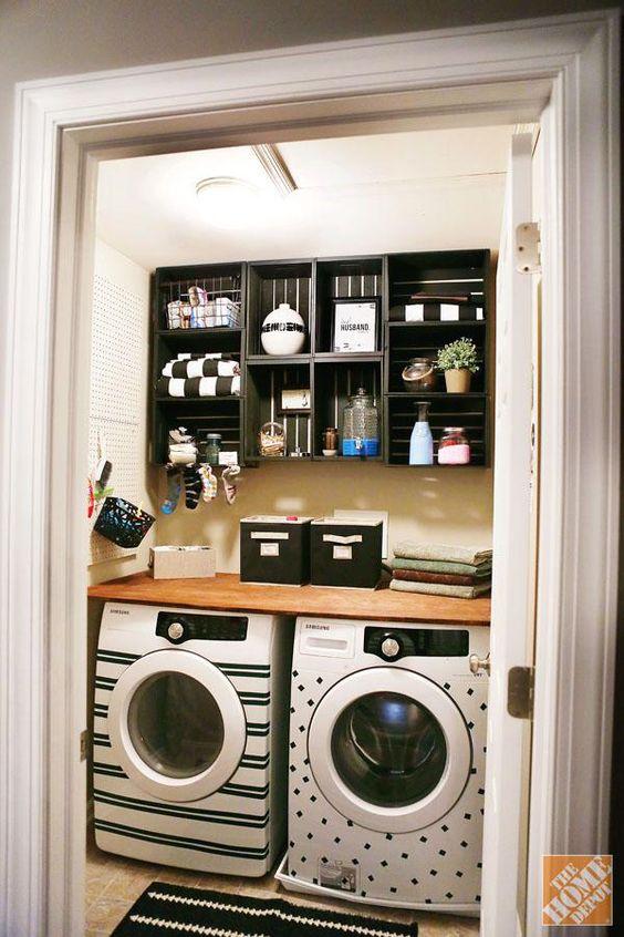 decorazione lavatrice idee 1