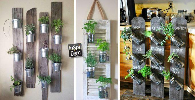 faire un coin plantes aromatiques dans la maison 17 id es. Black Bedroom Furniture Sets. Home Design Ideas
