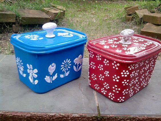 riciclo contenitori gelati 15
