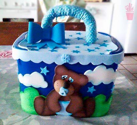 Recyclage créatif des boites de glaces vides