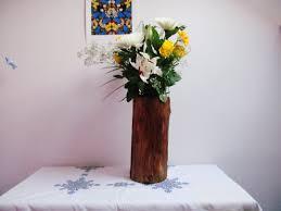 tronco con fiori 14