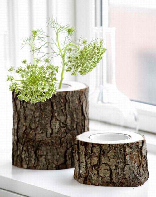 tronco con fiori 5