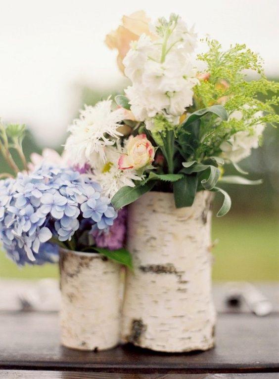 un vase avec un tronc d 39 arbre pour d corer votre int rieur. Black Bedroom Furniture Sets. Home Design Ideas