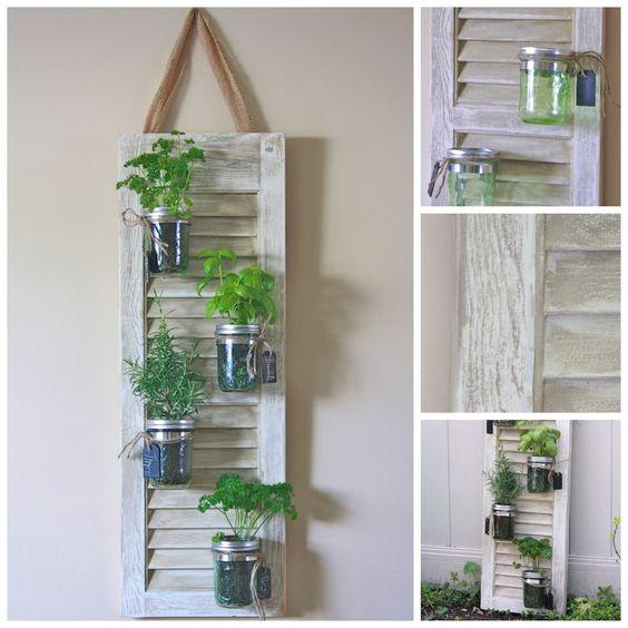 Faire un coin plantes aromatiques dans la maison