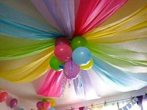 addobbare con i palloncini 1