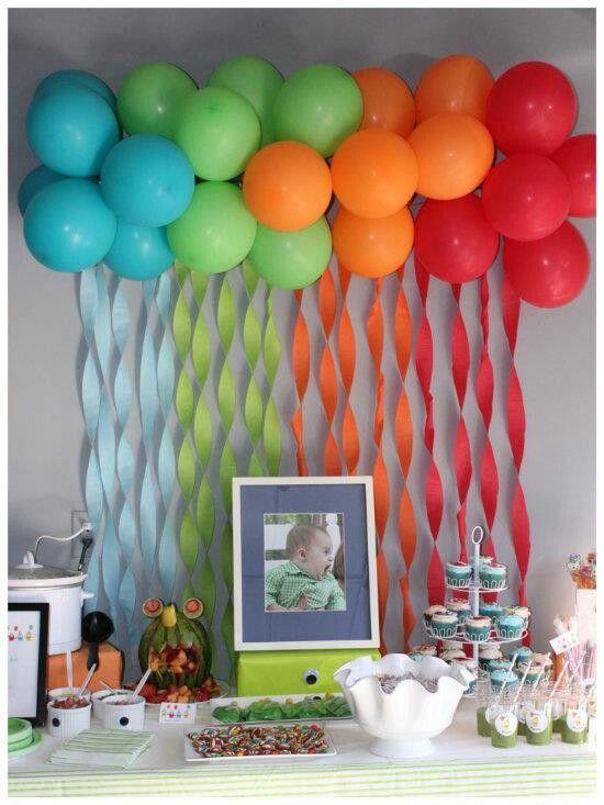 addobbare con i palloncini 3