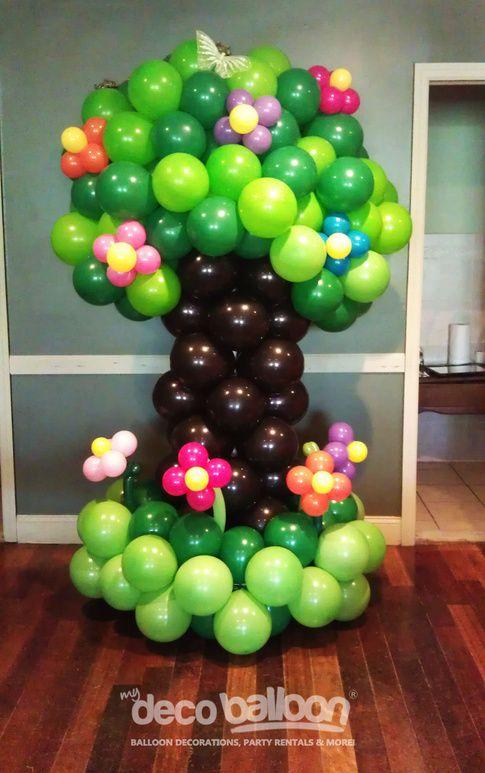 addobbare con i palloncini 8