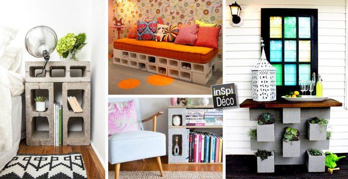 etagere parpaing trendy luxe etagere cube bois photos de etagre ides with etagere parpaing. Black Bedroom Furniture Sets. Home Design Ideas