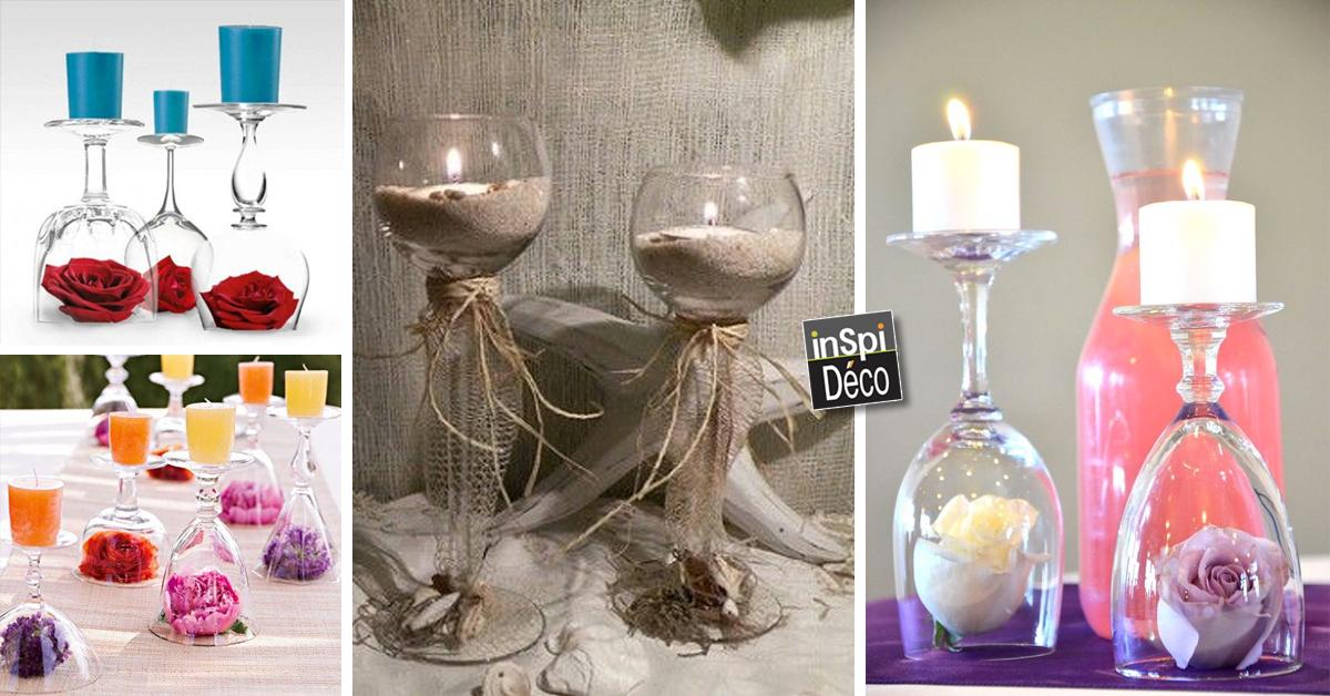 des verres bougies 20 compositions pour vous inspirer. Black Bedroom Furniture Sets. Home Design Ideas