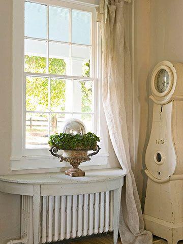 decorare i termosifoni
