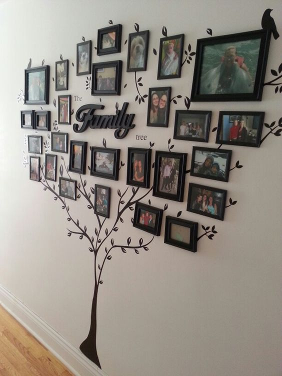 esporre foto creativamente a casa 12