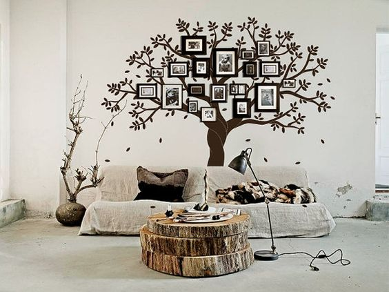 esporre foto creativamente a casa 6