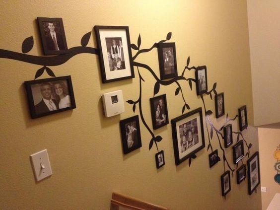 esporre foto creativamente a casa 7