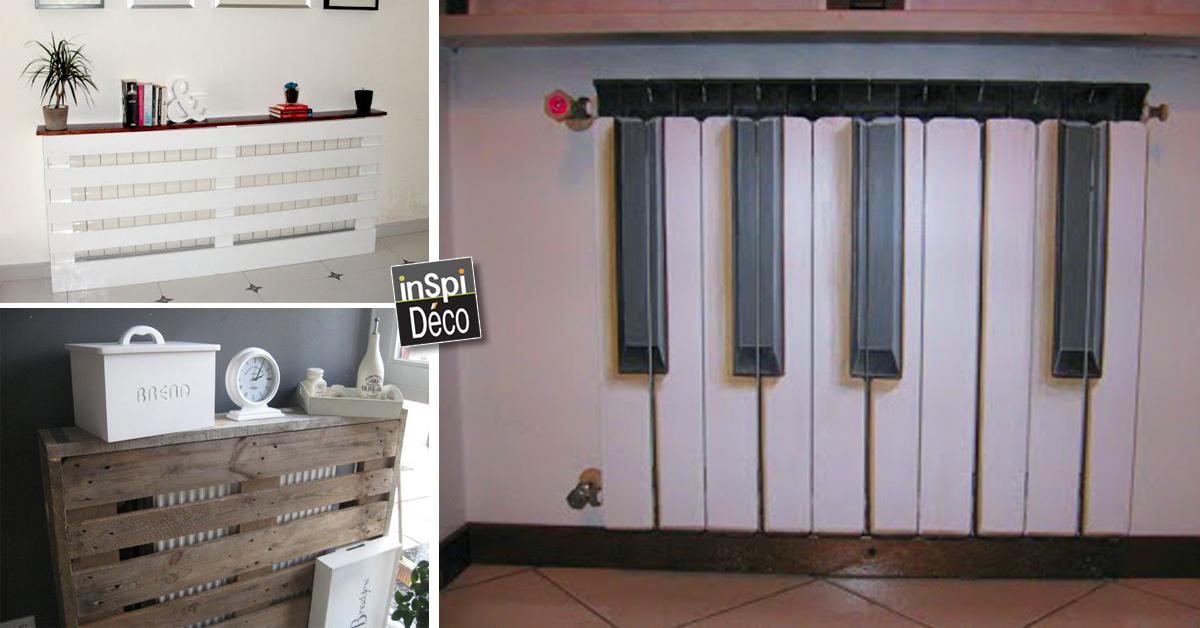 d corer vos radiateurs avec originalit voici 18 id es. Black Bedroom Furniture Sets. Home Design Ideas