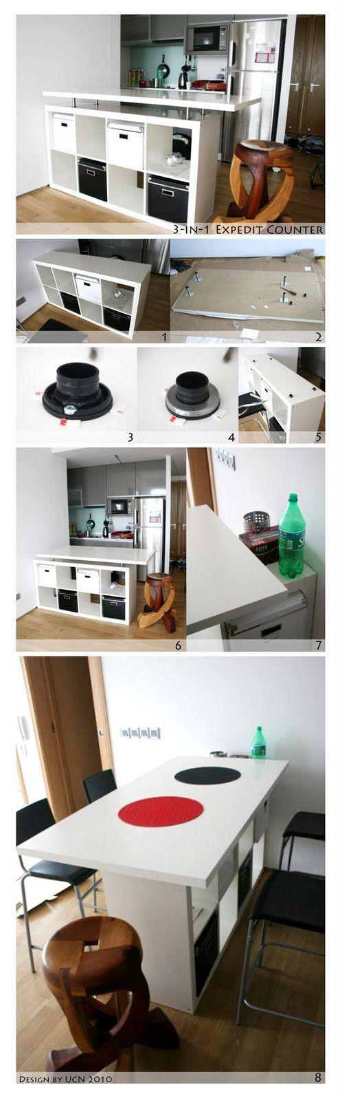 Utiliser Les Tag Res Ikea De Mani Re Originale 30 Id Es Pour Vous