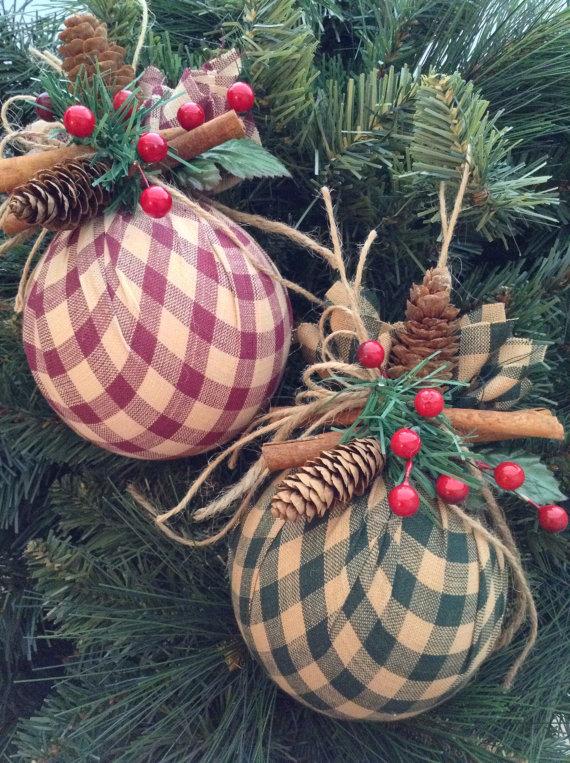 Déco de Noel DIY pour le Sapin
