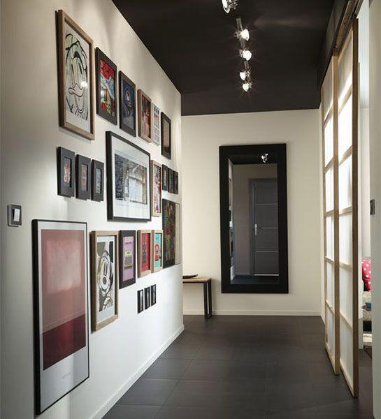 comment d corer un couloir voici 20 id es pour vous. Black Bedroom Furniture Sets. Home Design Ideas