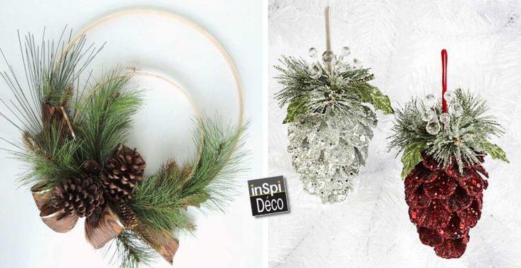 decoration-noel-avec-pommes-de-pin