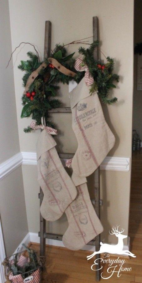 decorazione natalizie scala 13