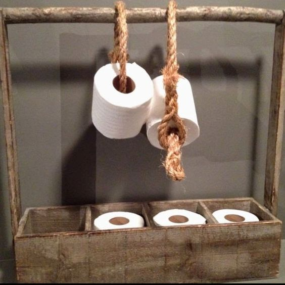 créations originales avec de la corde