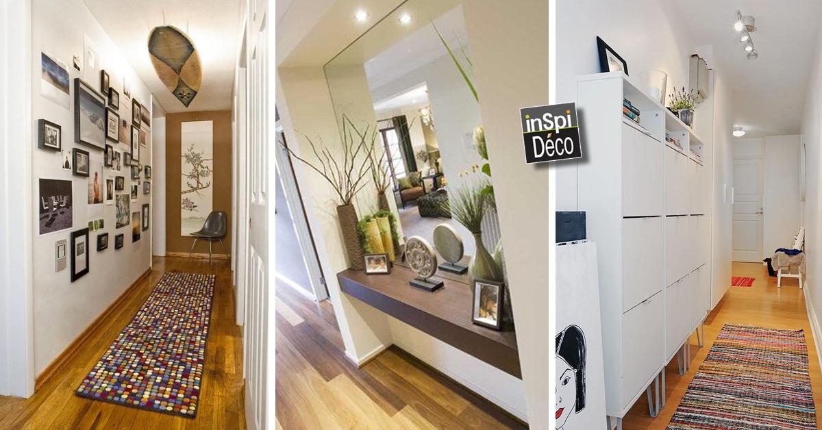 comment d corer un couloir voici 20 id es pour vous inspirer. Black Bedroom Furniture Sets. Home Design Ideas