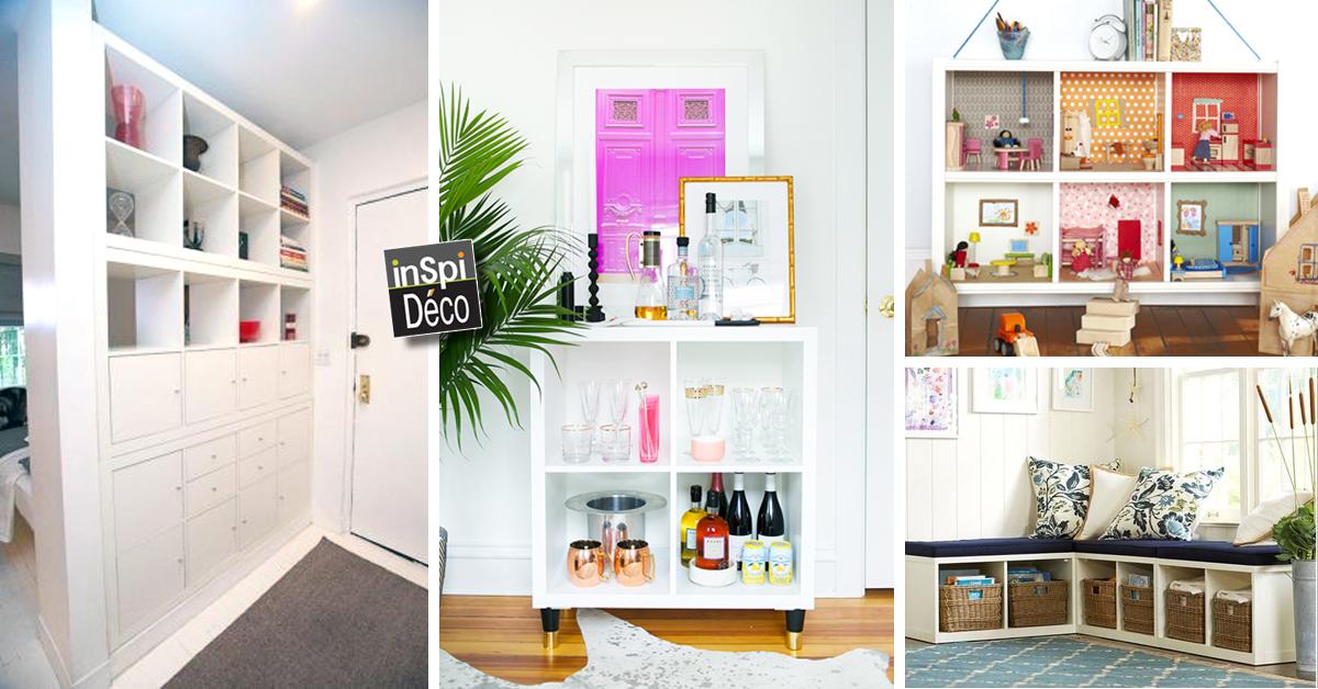 Utiliser Les Tag Res Ikea De Mani Re Originale 30 Id Es Pour Vous Inspirer