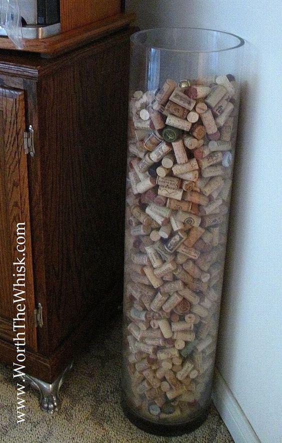 D corer la maison avec des bouchons en li ge voici 20 - Idees pour decorer sa maison ...