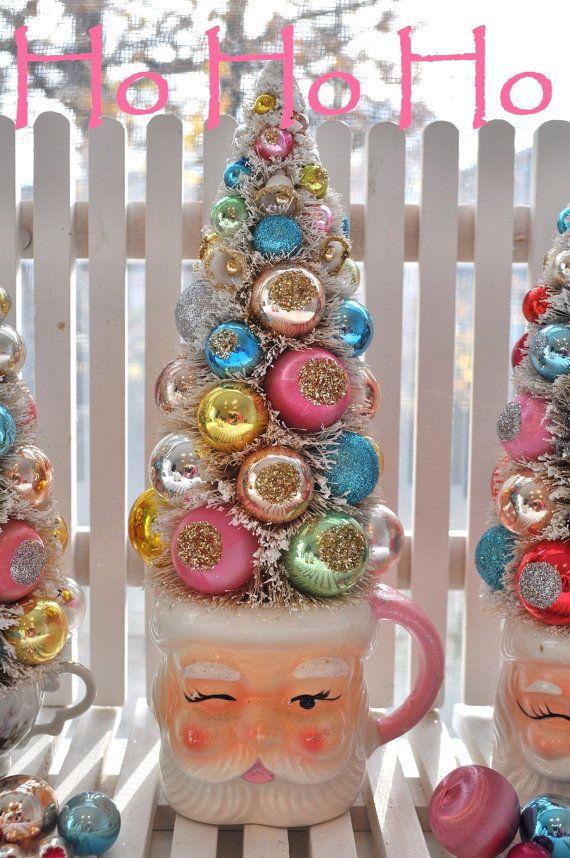Albero con palline di Natale
