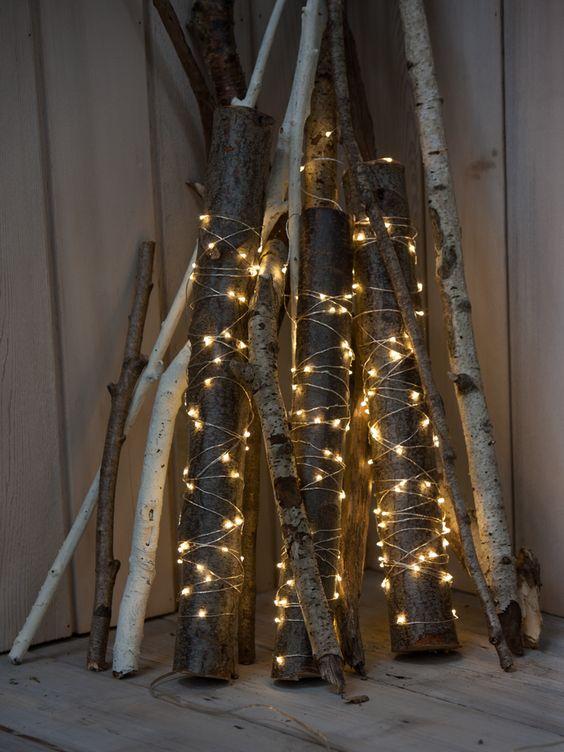déco lumineuses pour Noel