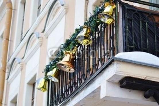decorazione balcone natale 8