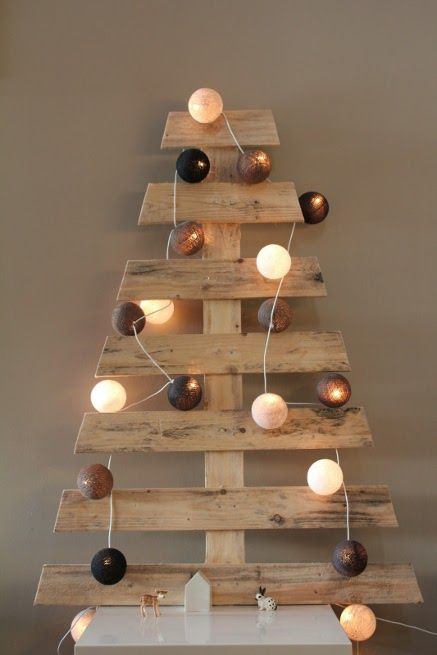 Christmas wooden decoration! Get inspired with these 20 ideas...