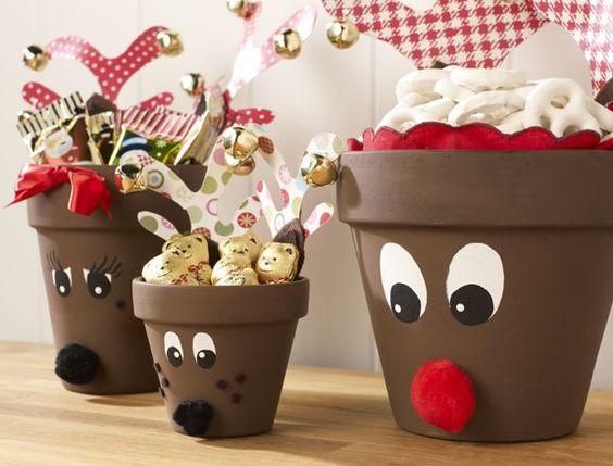 Pots De Terre Cuite En Deco Noel 20 Idees Tutoriel