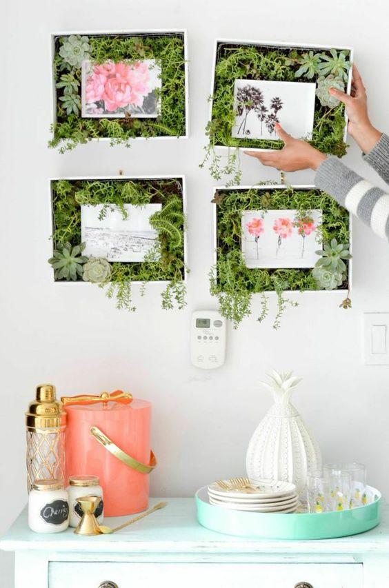 Conice creativa con fiori 7