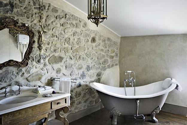 bagno rustico 13