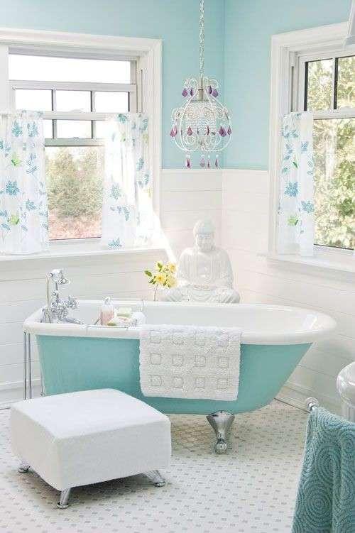 Style Shabby Chic en bleu! 20 idées pour vous inspirer...