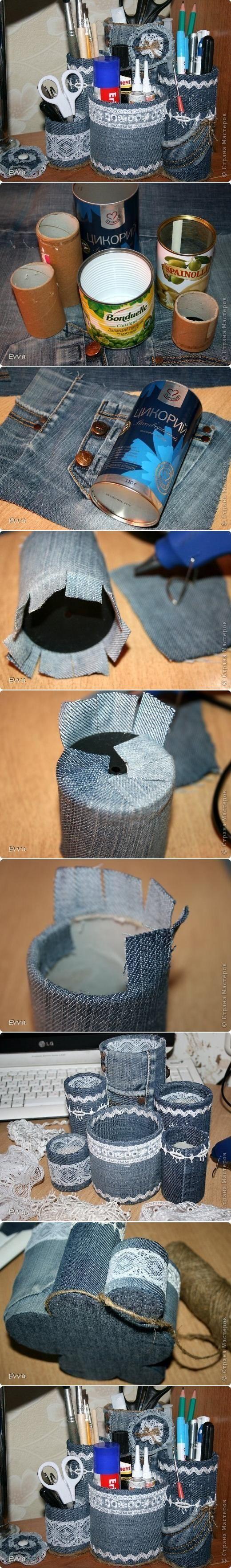 Recyclage cr atif des boites de conserve 23 id es pour vous inspirer - Recycler les boites de conserve ...