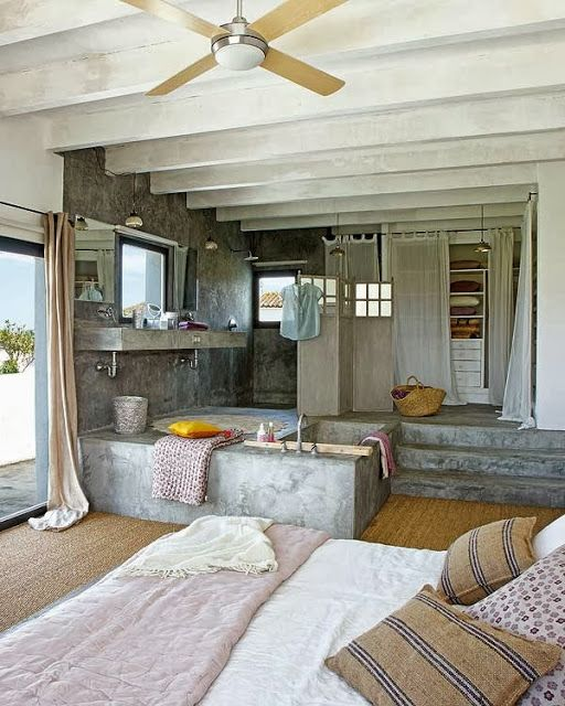 camere da letto con vasca 22