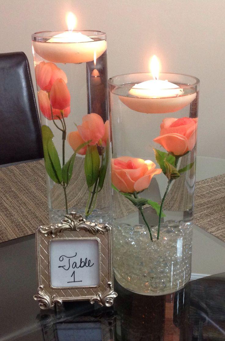 des bougies flottantes pour d corer votre int rieur 20 id es magnifiques. Black Bedroom Furniture Sets. Home Design Ideas