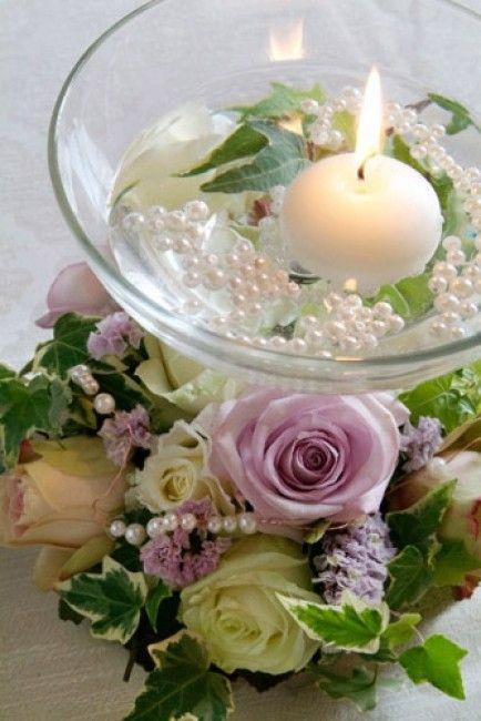 candele in acqua 3