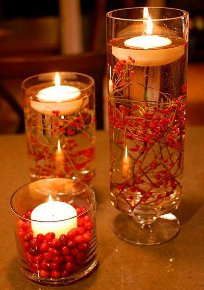 candele in acqua 9