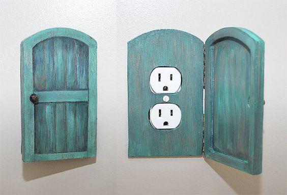 decorare le prese elettriche 9