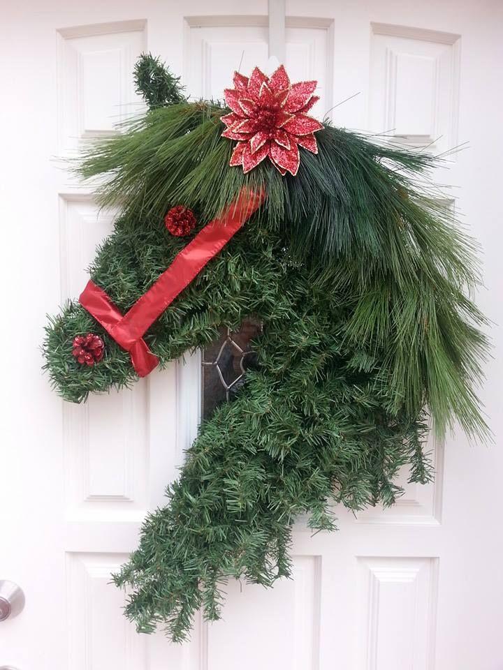 decorazione con ramo di pino 11