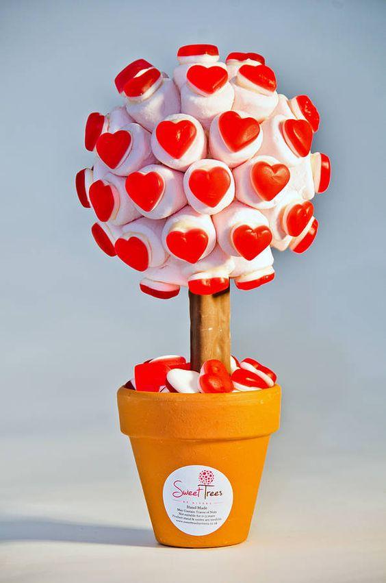 decorazioni insolite con le caramelle
