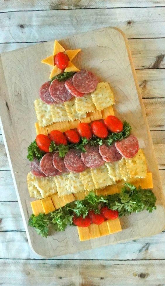 D corer les plats pour noel 20 id es pour surprendre vos - Idee de repas pour noel ...