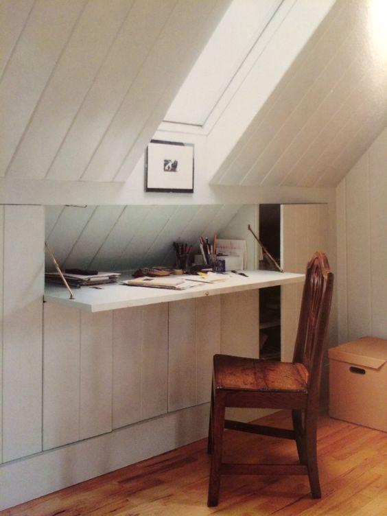 Ottimizzare lo spazio nel sottotetto