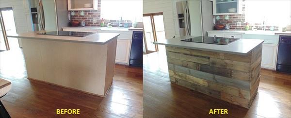 Costruire Una Cucina In Legno Fai Da Te. Free Mobili Per Cucine In ...