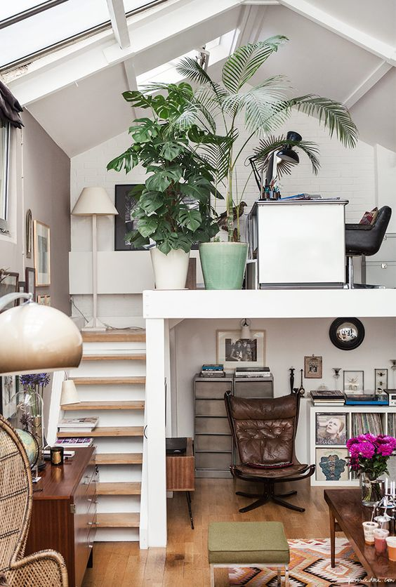Office Mezzanine. 17 decoration ideas to inspire you...