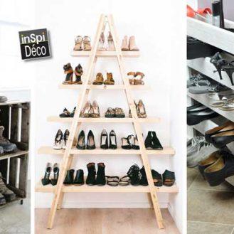 rangement-chaussures-fait-maison