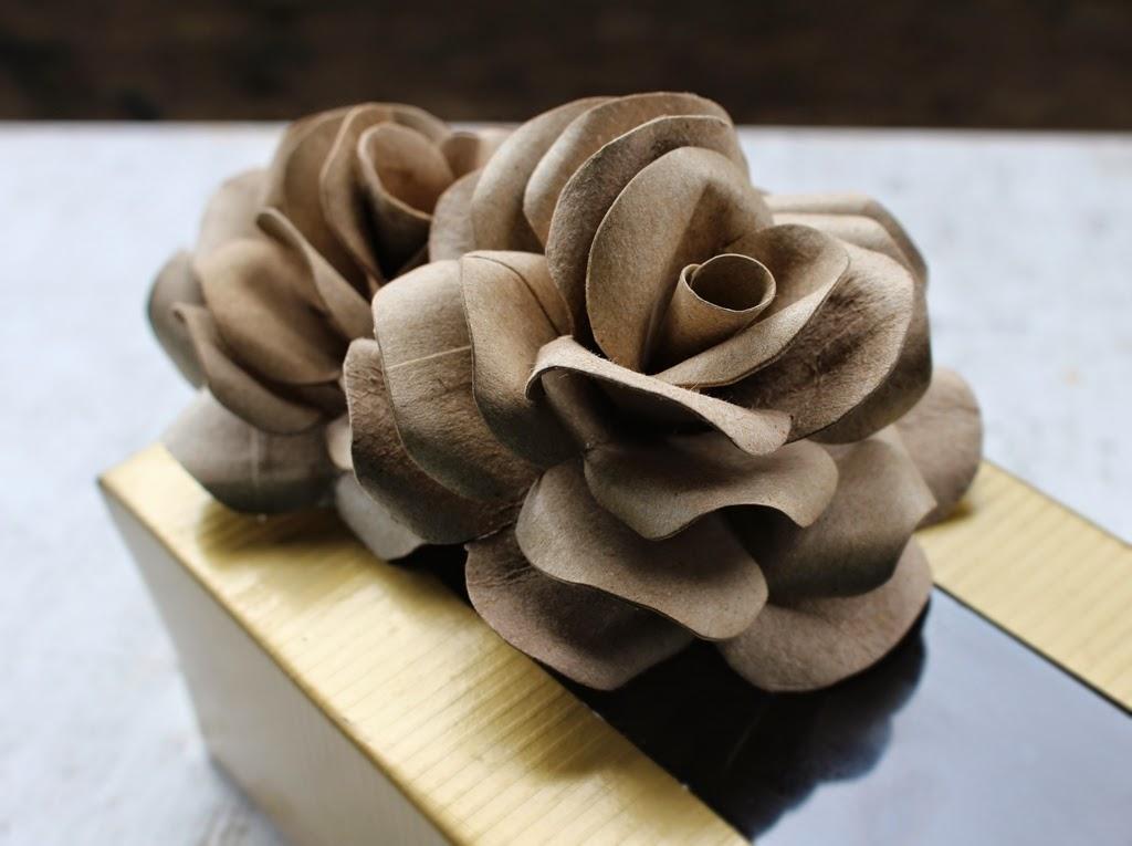 Recyclage créatif des rouleaux de papier toilette! 23 idées + ...
